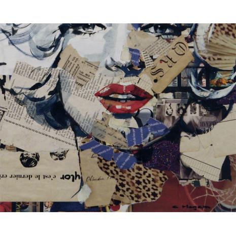 Collage original de Carme Magem