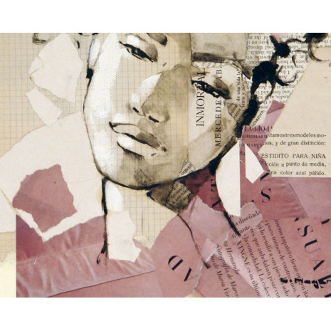 1/Collage original de Carme Magem