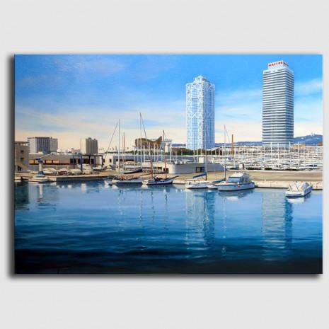 Port olímpic / Barcelona