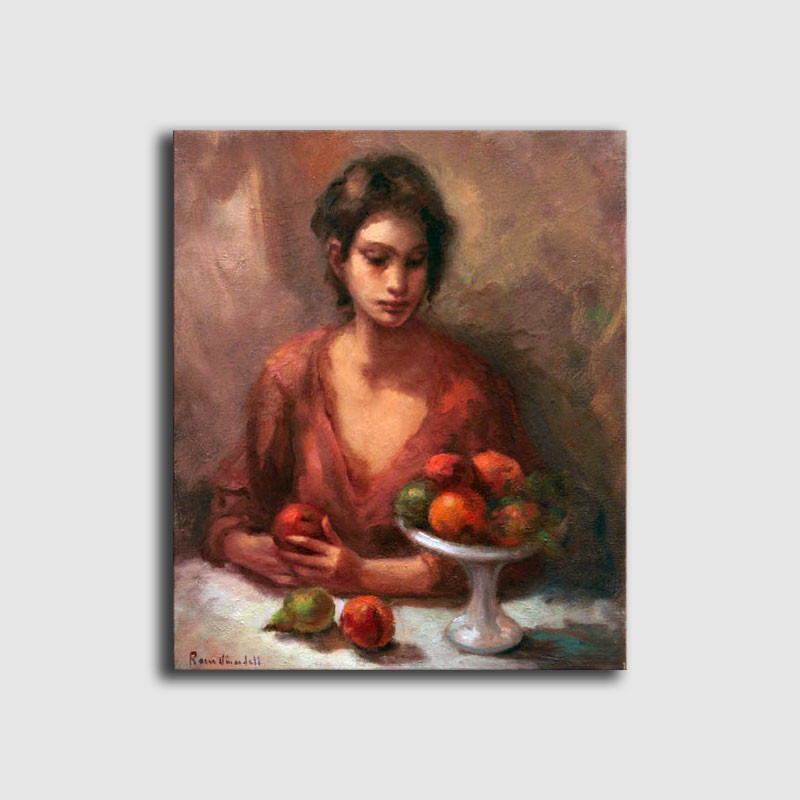 Cuadro Figura Femenina - Roser Vinardell
