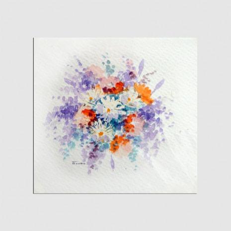 Acuarel·la de flors