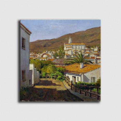 Quadre original / Clapés Vila