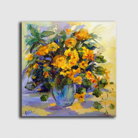 Quadre Floral