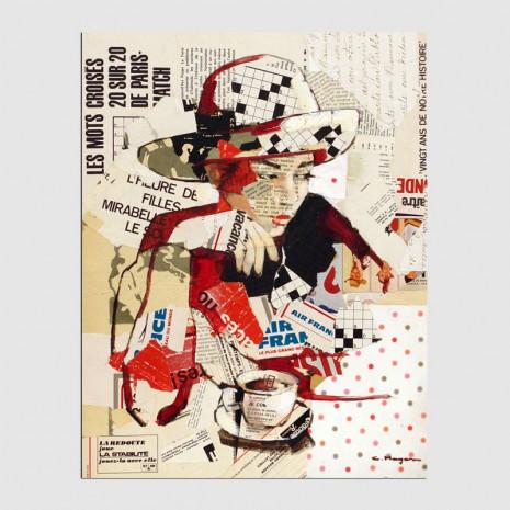 Collage de pequeño formato