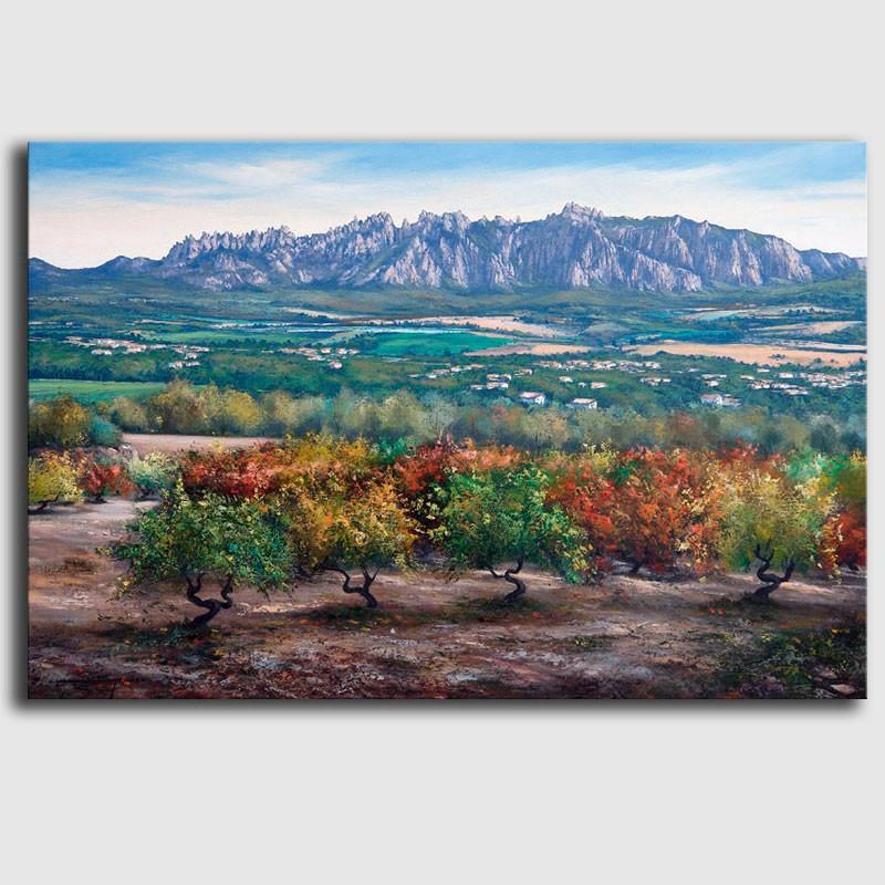 quadre de Montserrat