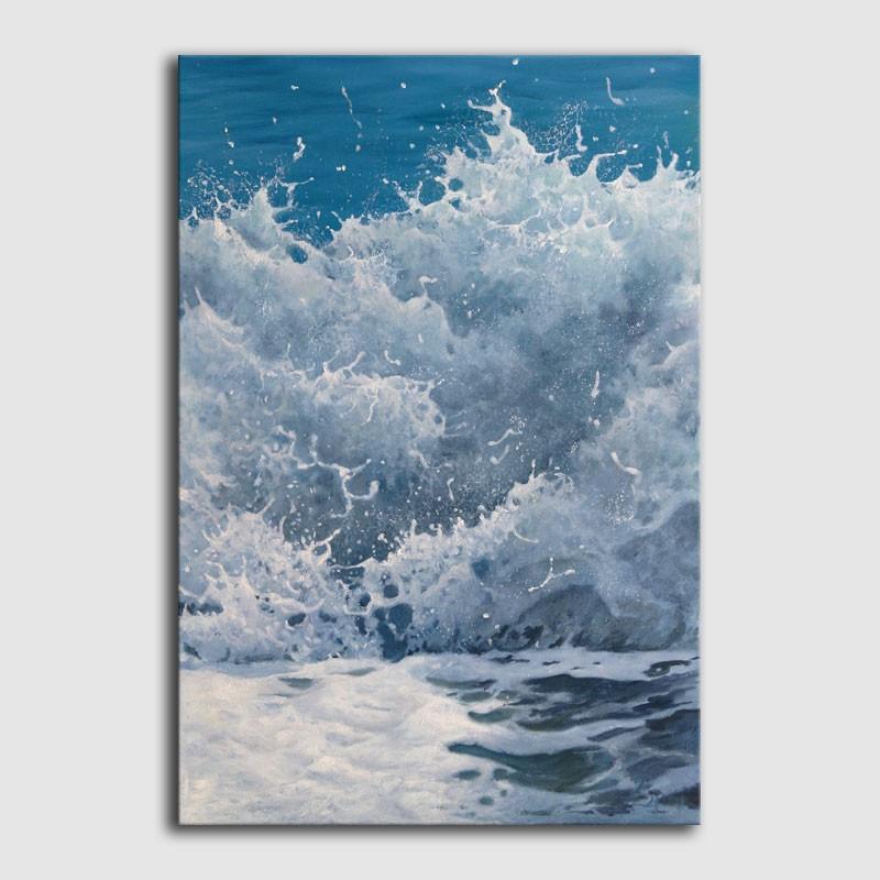 marina quadre realista