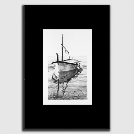 Dibuix Barca