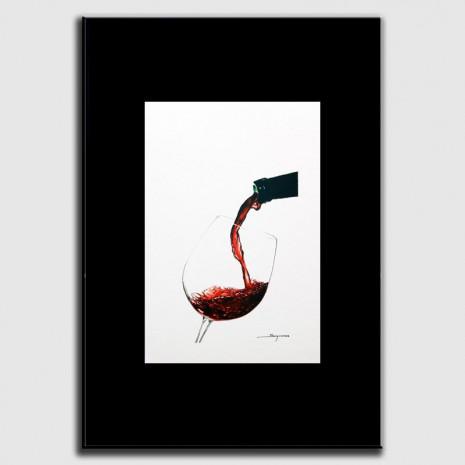 Colección sobre el vino