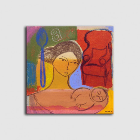 Quadre Maternitat
