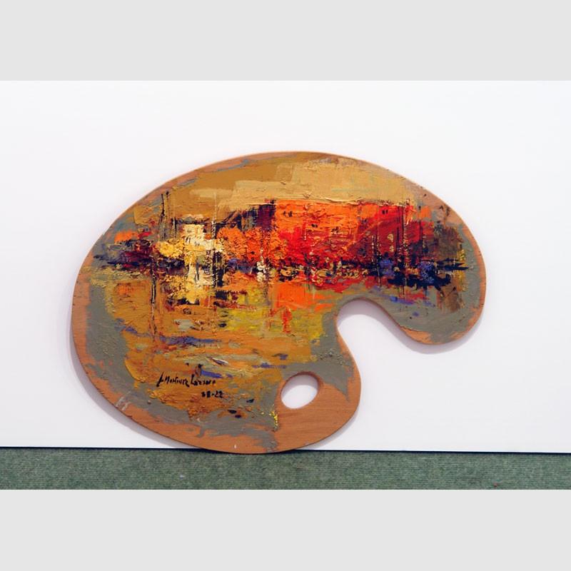 Paleta de Martínez Lozano