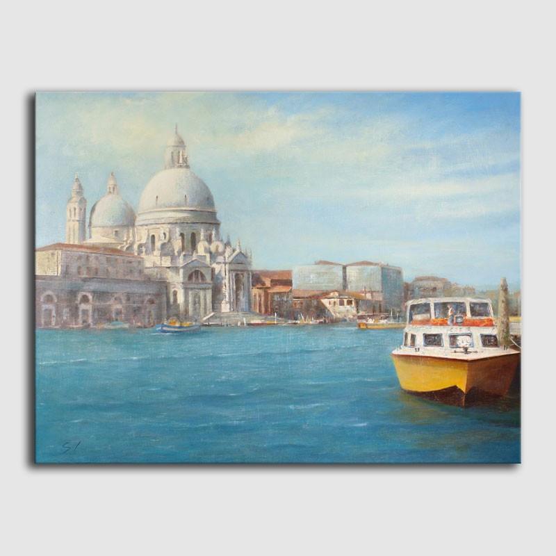 Cuadro Venecia - Josep Gil