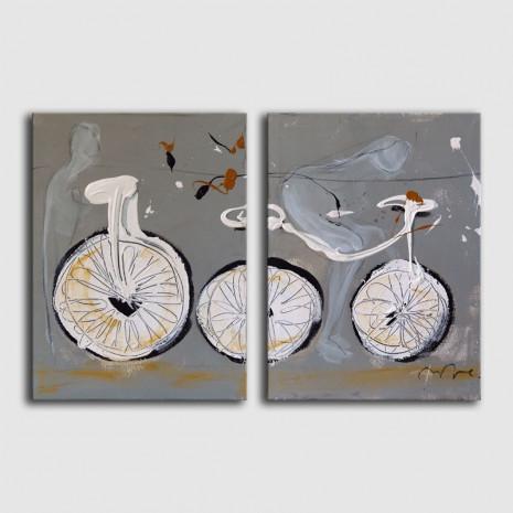 Quadre Díptic - Anna Alegre