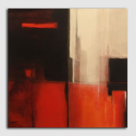 Cuadro abstracto – Angela Icart