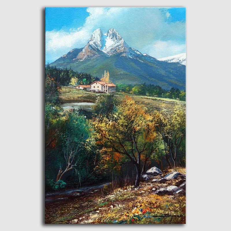Quadre Pedraforca-Sugrañes
