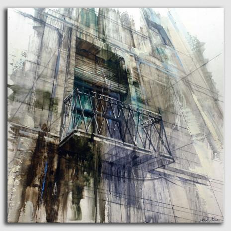 Cuadro óleo - Aida Mauri