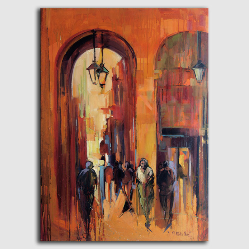Paisatge urbà - Filella Muset