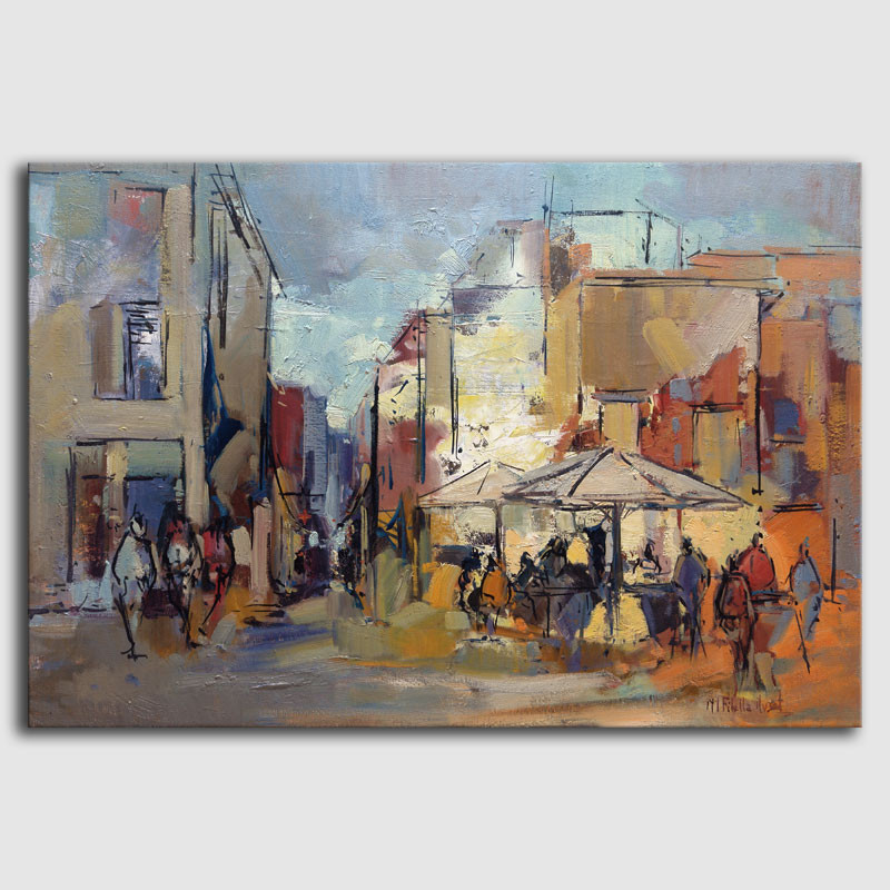 Filella Muset - Paisatge urbà