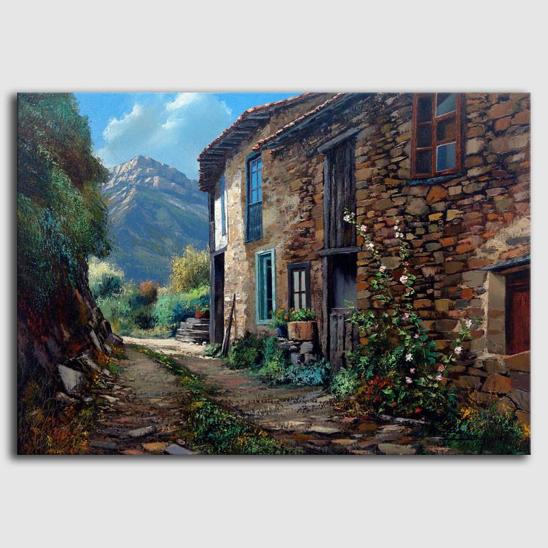 Paisatge Asturias