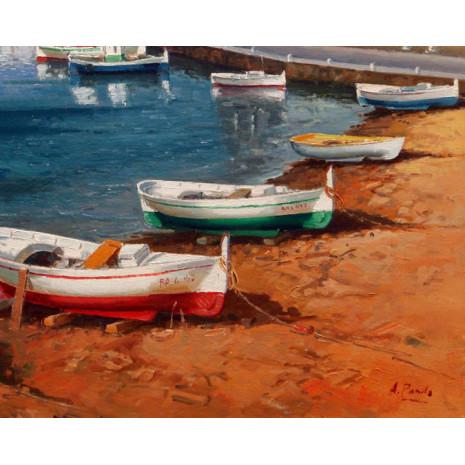 Cuadro Marina - Cadaqués