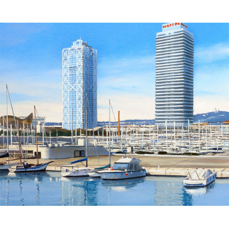 1/Puerto olímpico / Barcelona