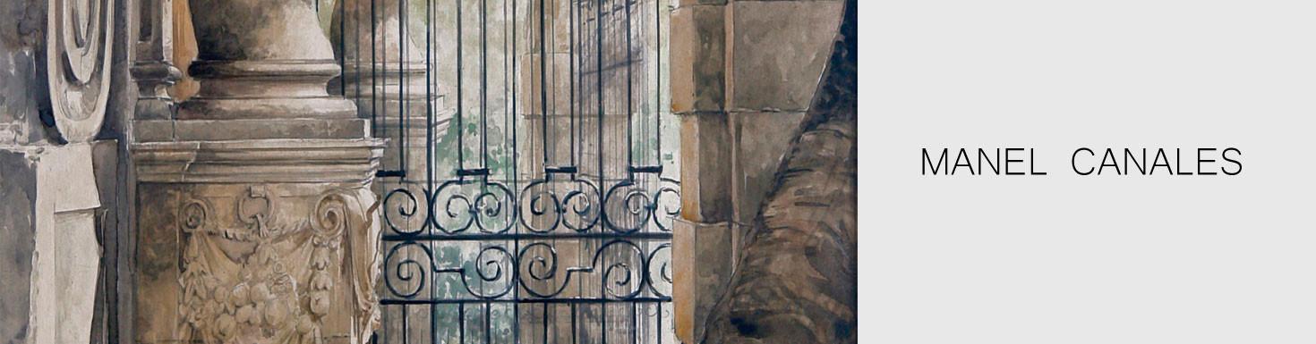 Aquarel·les realistes de Manel Canals - Comprar art a Arts Fité