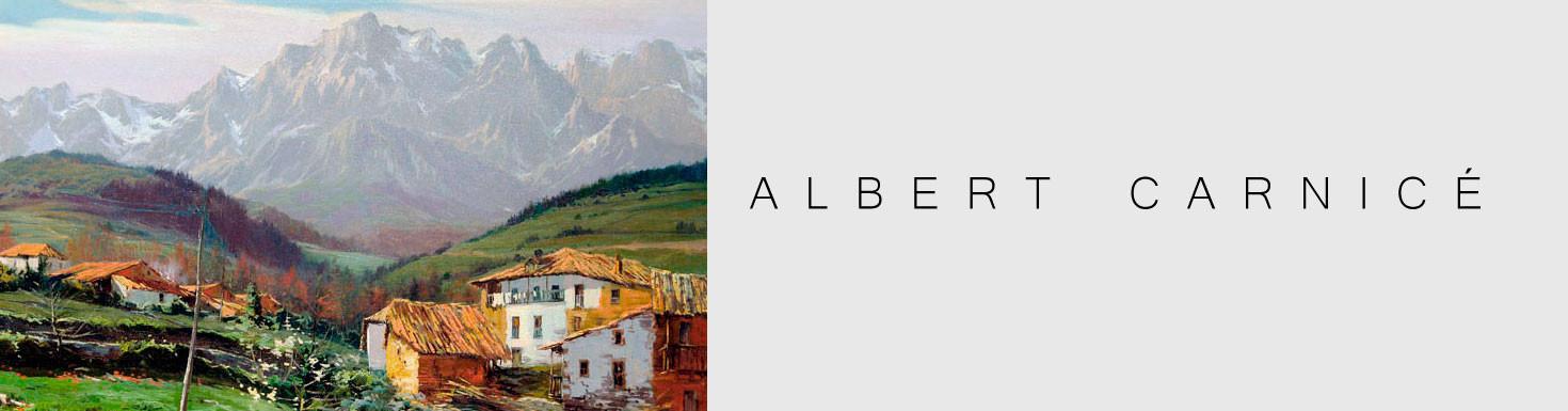 Cuadros paisajes originales de Albert Carnicé