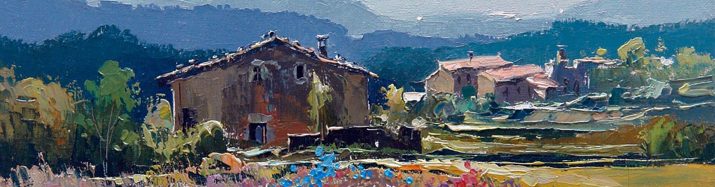Comprar cuadros de Joan Vila Arimany en Arts Fité