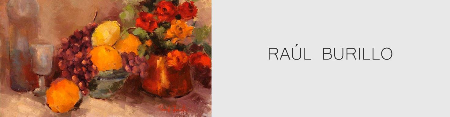Cuadros de bodegones de Raúl Buillo - Obras de arte originales