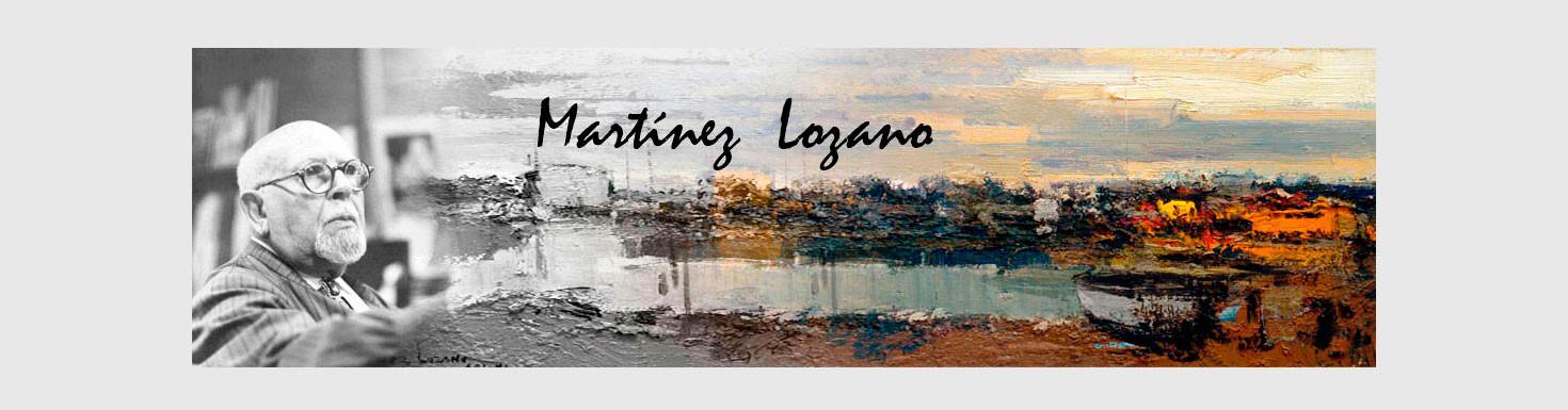 Martínez Lozano - Cuadros originales en Arts Fité